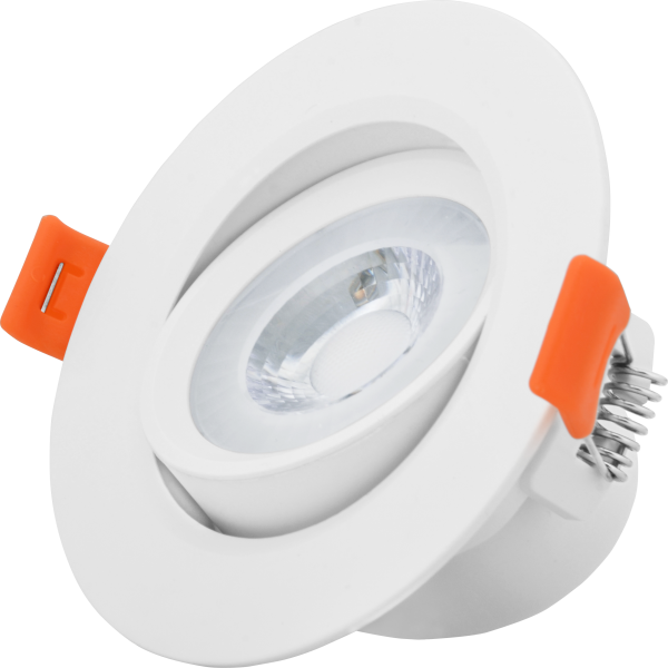 5W Swivel Round Panel Light